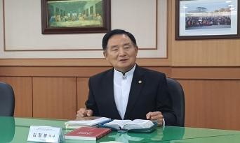 김철봉 목사(사직동교회)