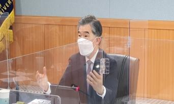 고신대학교 안민 총장 인터뷰