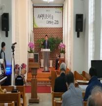 복음화운동본부 6.25상기 구국기도회